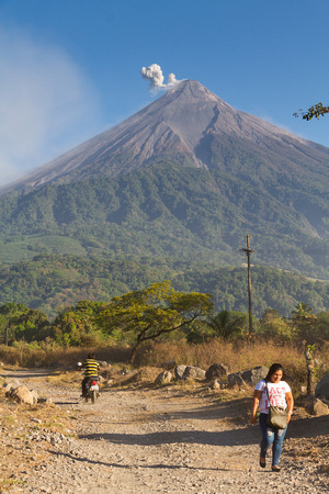 Volcan Fuego Coffee by RudyGiron-2