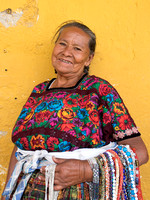 Antigua Makes Me Happy - Portraits of Mayan Grandmother