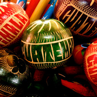 Maracas, chinchines or whatever you call them