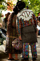 Colorful Mayan Clothing from Guatemala
