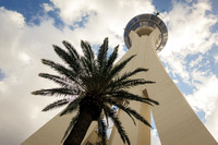 The Stratosphere of Las Vegas