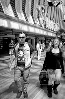 Typical Characters of Fremont Street