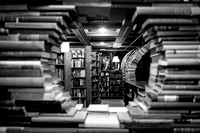 Street Photography — Framed At The Last Book Store