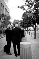 Street Photography — Downtown Los Angeles Suits
