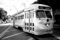 Streetcars and Cable cars make public transportation in San Francisco so distinctive, don't you think?