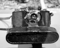 This is the camera of the master Henri Cartier-Bresson