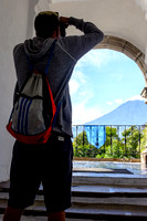 APW - Finding the best spots to capture the landmarks of Antigua Guatemala