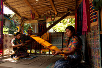 Mayan Weavers and Textiles