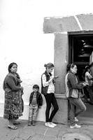 Street Photography — How much of our lifes is wasting making queues?