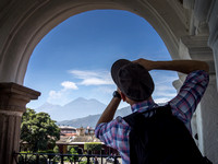 Discover the most photogenic spots of Antigua Guatemala