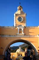 The Arch of Santa Catalina