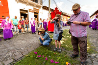 APW — BTS of the Special Lent and Holy Week Photo Walks in Antigua Guatemala 3