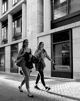 Street Photography — You know Jenny, I am feeling fantastic, how about you?