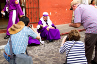 APW — BTS of the Special Lent and Holy Week Photo Walks in Antigua Guatemala 2