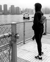 Street Photography — NYC Ferry Commuting