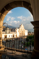 Architecture of Antigua Guatemala — The Cathedral